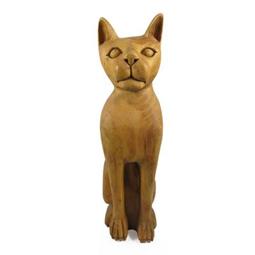 Wooden-Cat-Sculpture-Wood-Handicraft-TheFOB-The-Finest-Of-Brasil_a